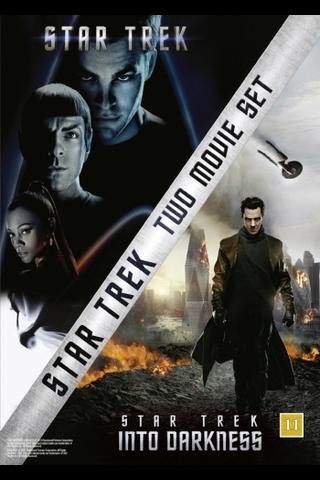 Dvd Star Trek 1+2