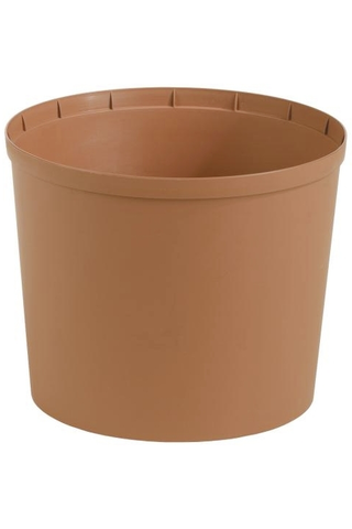 Orthex Cultivate istutusruukku 16cm terracotta