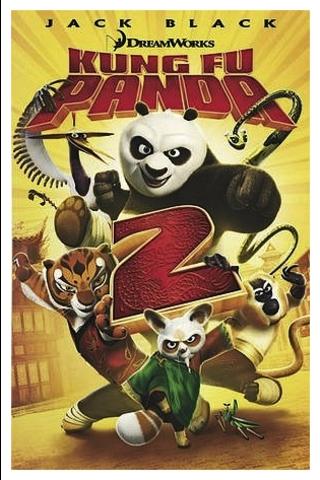 Kung Fu Panda 2. - The Kaboom Of Doom DVD