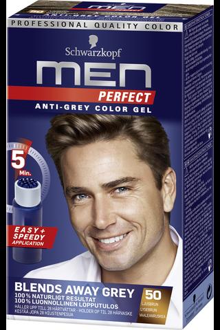 Schwarzkopf Men Perfect 50 Vaaleanruskea hiusväri