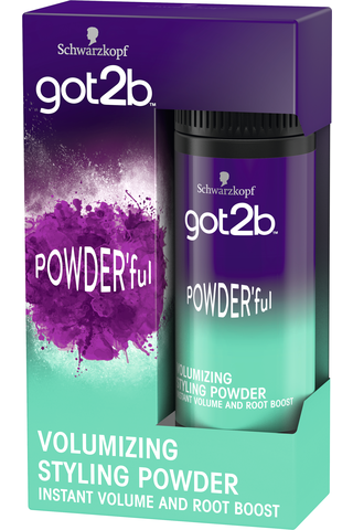 Schwarzkopf got2b 10g Powderful Volumizing Styling Powder hiuspuuteri