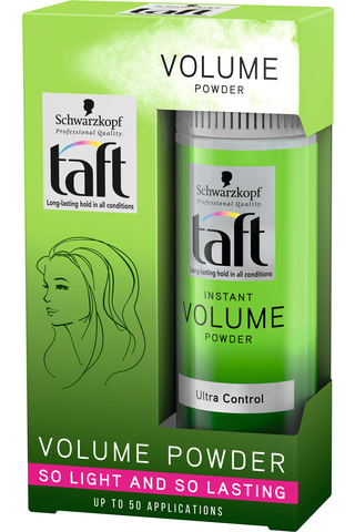 Schwarzkopf Taft 10g Volume Powder hiuspuuteri