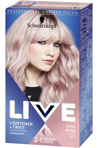 Schwarzkopf Live 30 Mango Twist hiusväri
