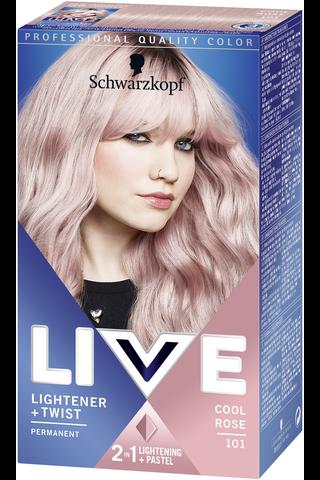 Schwarzkopf Live 104 Cool Lilac hårfärg