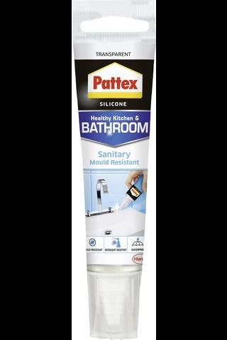 Pattex saniteettisilikoni HB 50ml väritön