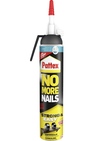 Pattex No More Nails asennusliima painepakkaus 200ml