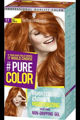 Schwarzkopf #PureColor 4.0 Bare Dark Brown hiusväri