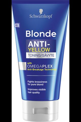 Blonde 150ml Anti-Yellow Sävyte