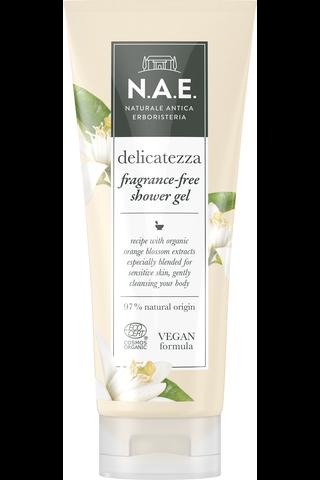 N.A.E. 200ml Delicatezza suihkugeeli