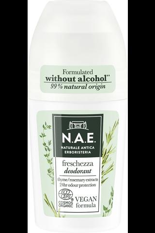 N.A.E. 50ml Freschezza Deodorantti