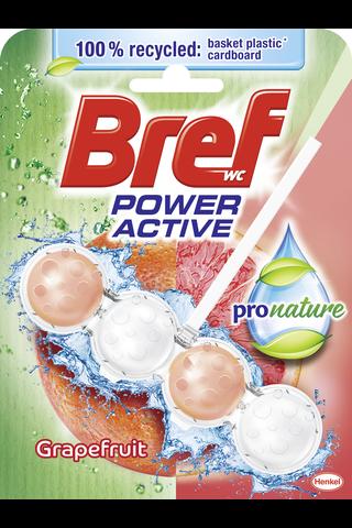 Bref Pro Nature 50g Grapefruit Wc raikastin