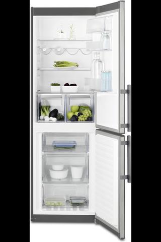 Electrolux EN3441JOX jääkaappipakastin teräs