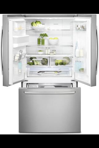 Electrolux EN6086JOX jääkaappipakastin teräs