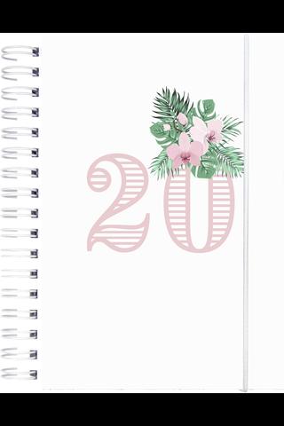 Pöytäkalenteri 2020 Business 4in1 PL Burde