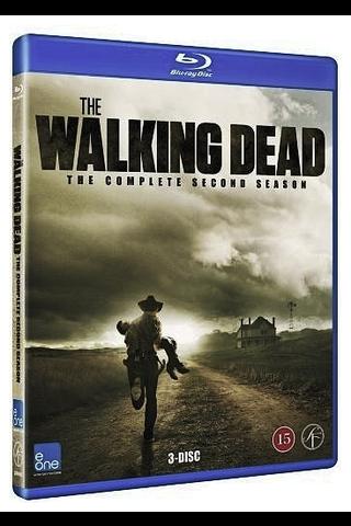 Bd walking dead 2 kausi