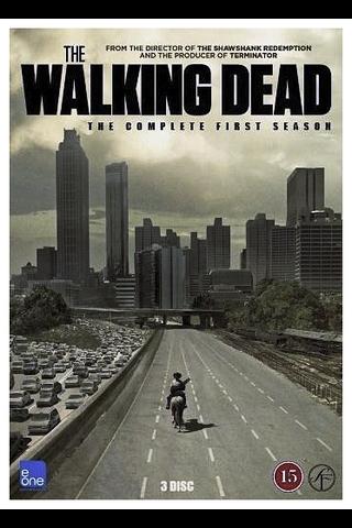 Dvd walking dead 1 kausi