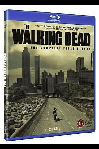 Bd walking dead 1 kausi