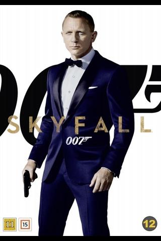 Dvd Bond James Skyfall
