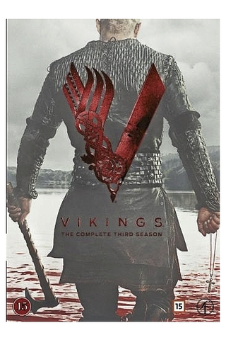 Dvd vikings 3 kausi