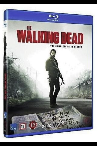 Bd Walking Dead Season 5