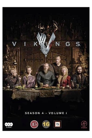 Dvd vikings 4 kausi