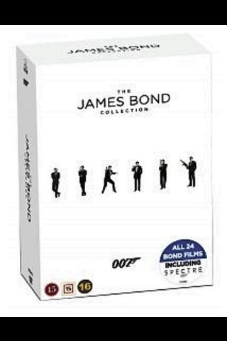 Dvd Bond James Complete