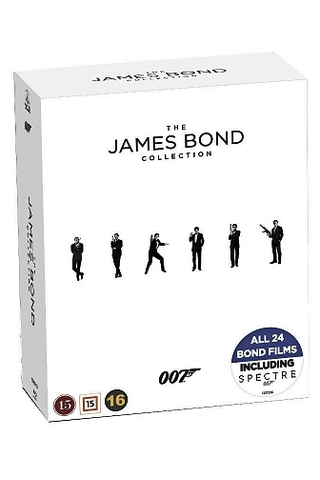 Bd Bond James Complete