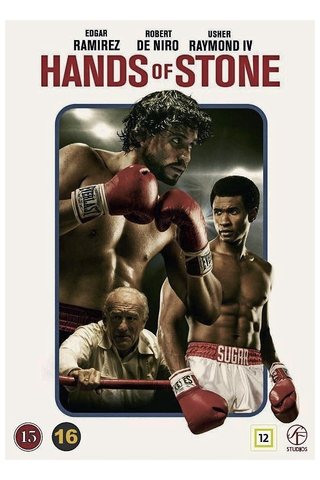 Dvd hands of stone