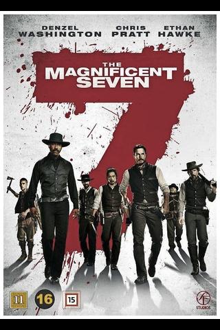 Dvd magnificent seven