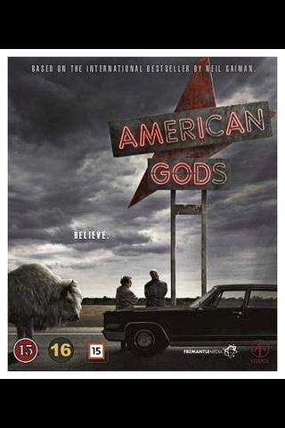 Bd American Gods 1 Kaus