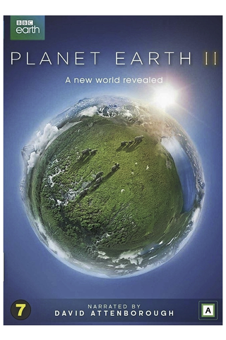 Dvd Planet Earth 2