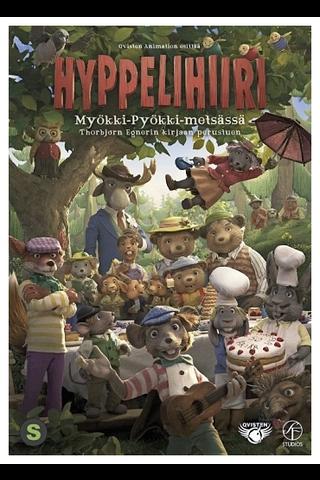 Dvd Hyppelihiiri Myökki-