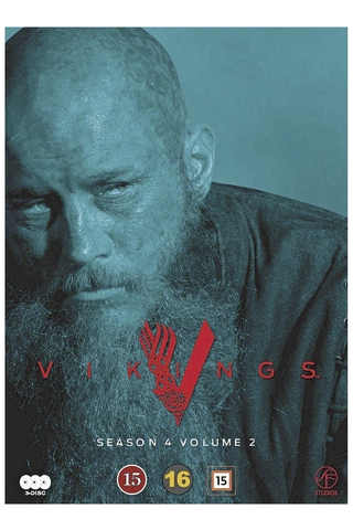 Dvd Vikings 4 Kausi Osa2