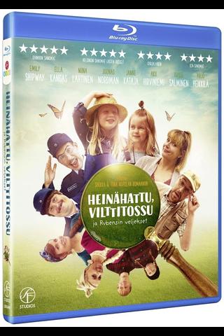 Bd Heinähattu Ja Viltti