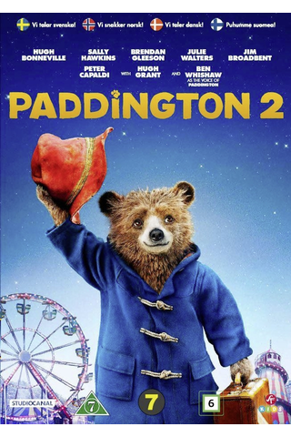 Dvd Paddington 2