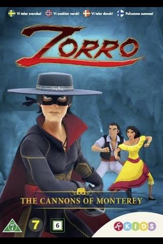 Dvd Zorro 2 Montereyn