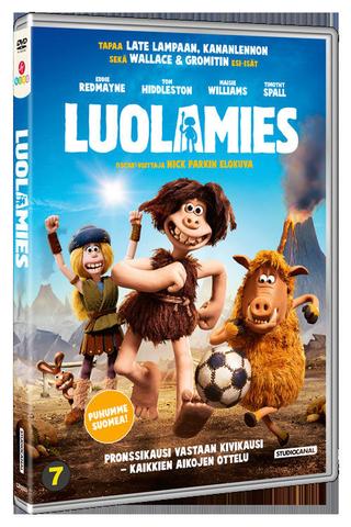 Dvd Luolamies