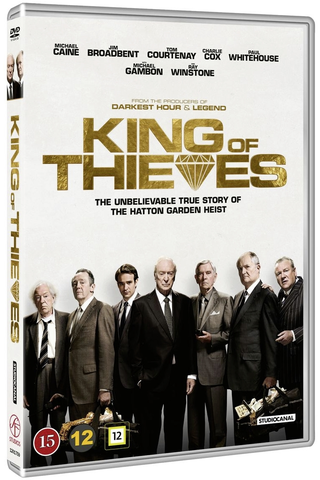 Dvd King Of Thieves