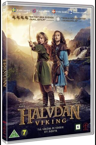 Dvd Halvdan Viikinki
