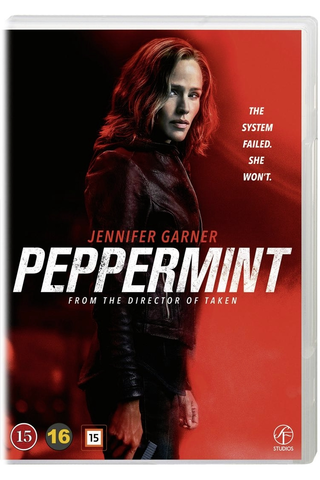 Dvd Peppermint