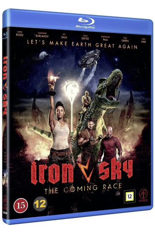 Bd Iron Sky The Coming