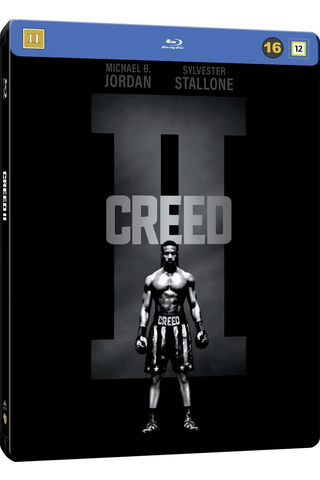 Bd Creed 2 Steelbook