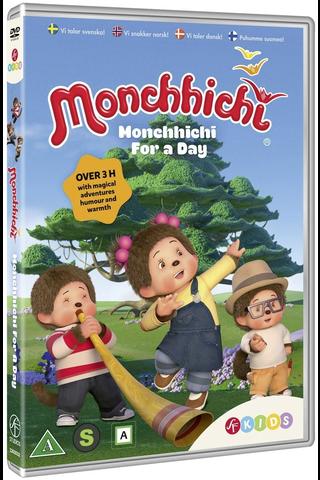 Dvd Monchhichi