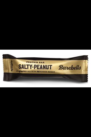 55g Barebells Salty Peanut -makuinen proteiinipatukka