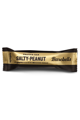 Barebells 55g Salty Peanut proteiinipatukka
