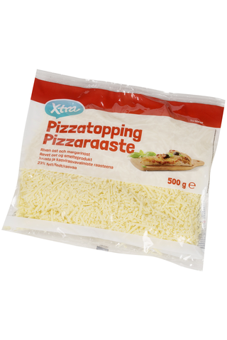 X-tra pizzaraaste 23% 500g