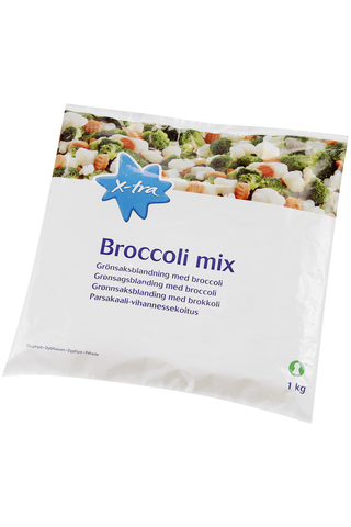 X-tra Broccoli mix 1 kg