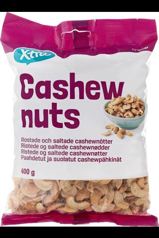 X-tra Cashew nuts 400 g