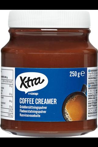 X-tra Coffee creamer kasvirasvasekoite 250 g