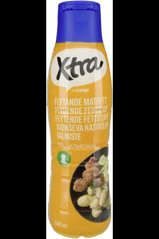 X-tra Juokseva kasviöljyvalmiste 70 %, 500 ml